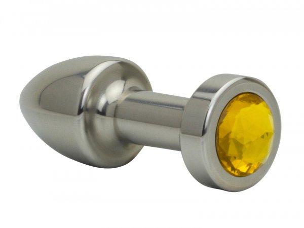 Buttplug Edelstahl 35 mm