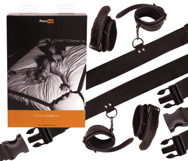 8 Point Underbed Kit