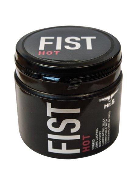 Mister B FIST Hot Lube Gleitcreme 500 ml