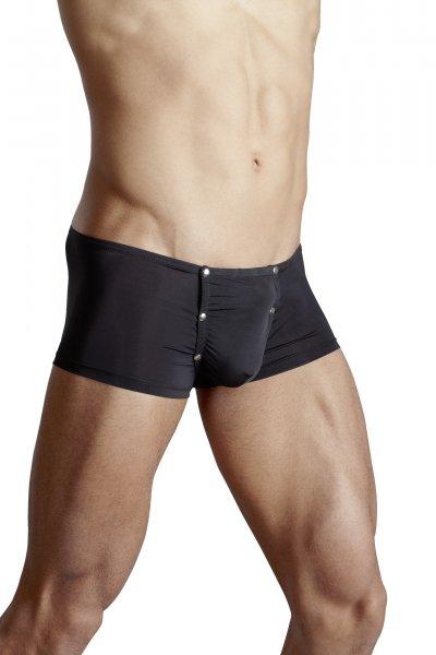 Schwarze Pants mit Beutel