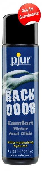 backdoor comfort