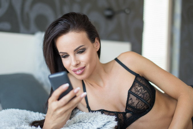 Sexting-Telefonsex