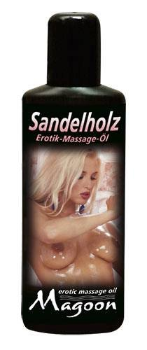 Sandelholz Massage-Öl 100 ml