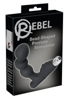 Vorschau: Rebel Bead-shaped Prostata Stimulator mit Vibration