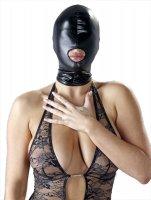 Vorschau:  Wetlook Kopfmaske in Schwarz