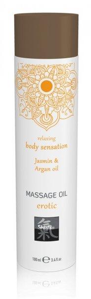 Massageöl Erotic Jasmin & Argan