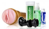 Vorschau: Fleshlight Masturbator von Stamina Value Pack