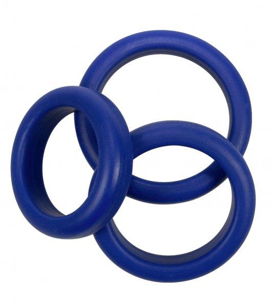 Penisring-Trio Ø 4,5 cm, 4 cm und 3,5 cm