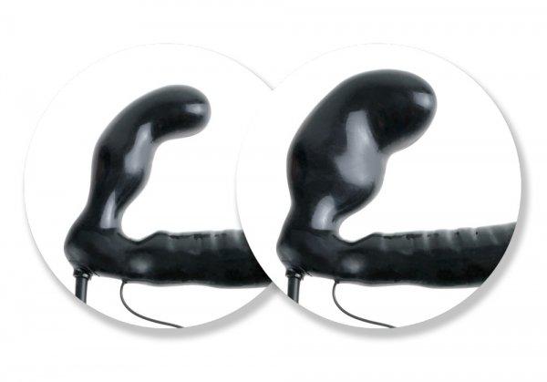 Deluxe Vibrating Penetrix Strap-on