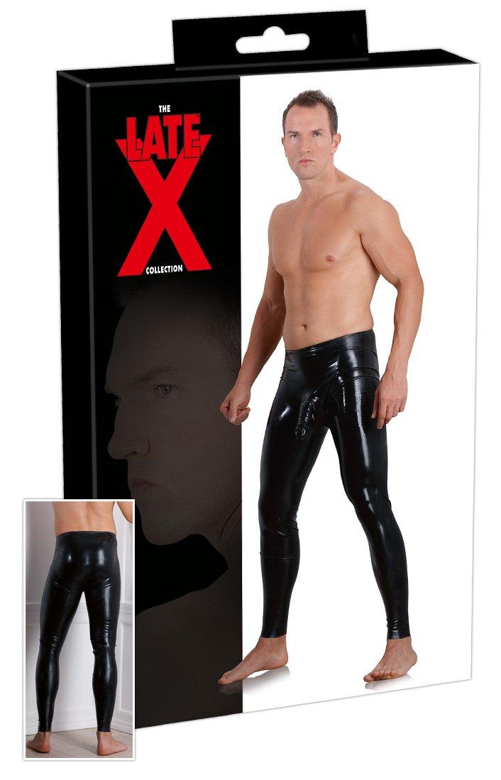 Latex-Hose für Herren